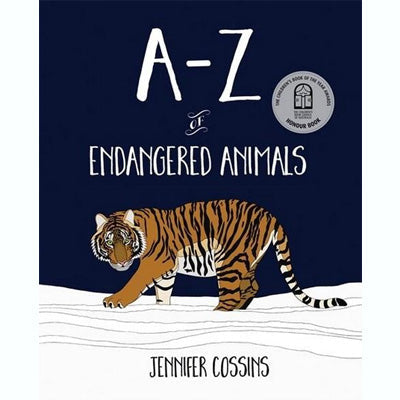 A-Z of Endangered Animals (Paperback)