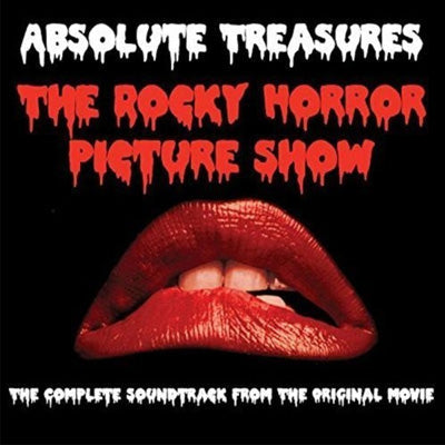 Absolute Treasures : The Rocky Horror Picture Show Complete Soundtrack From the Original Movie) (Limited Red Vinyl)