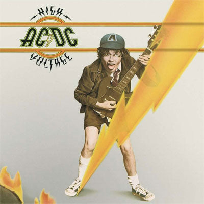 AC/DC - High Voltage (Vinyl)
