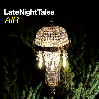 Air ‎- Late Night Tales (Vinyl)