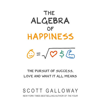 Algebra of Happiness : The Pursuit Of Success, Love And What It All Means