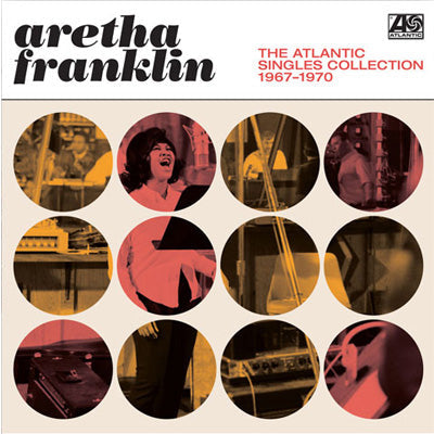 Franklin, Aretha - Atlantic Singles Collection 1967-1970 (Vinyl)