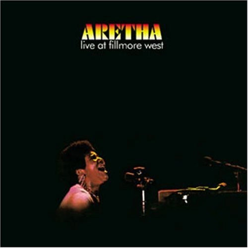 Franklin, Aretha - Aretha Live At Fillmore West (Vinyl)