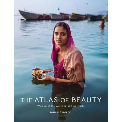 Atlas Of Beauty: Women of the World in 500 Portraits (Paperback)