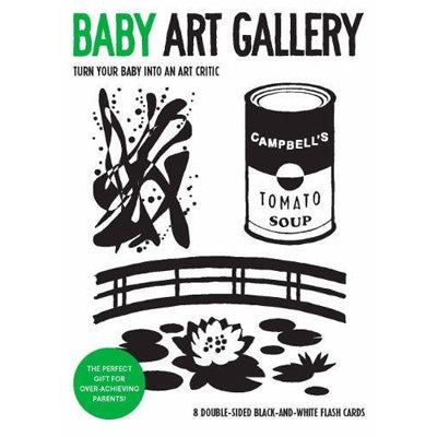 Baby Art Gallery : Turn Your Baby into an Art Critic