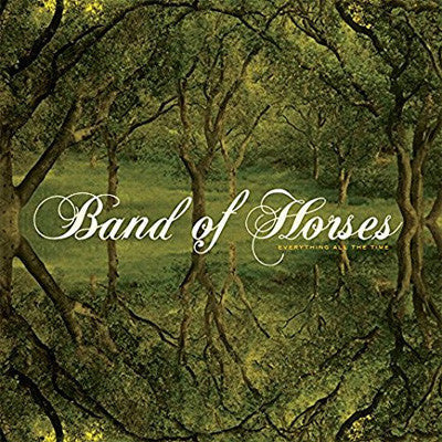 Band Of Horses - Everything All The Time (Red Vinyl)