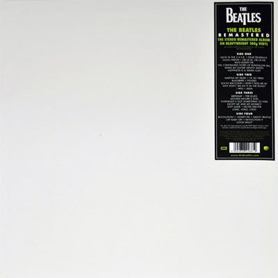 Beatles, The - The Beatles (White Album) (Vinyl)