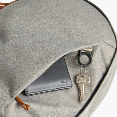 Bellroy Classic Backpack (Second Edition) - Limestone (Leather Free)