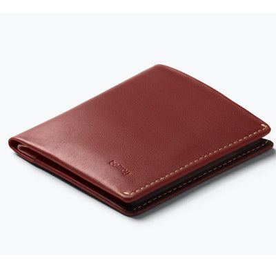 Bellroy Note Sleeve - Red Earth RFID