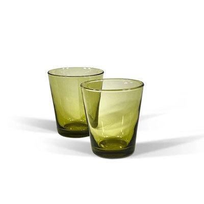 Bison Home Glassware - Bora Bora Tumbler (2 Pack)