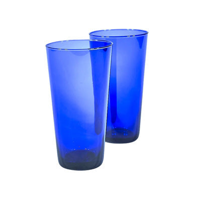 Bison Home Glassware - Moorea Hi Ball Glasses (Set of 2)