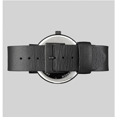 The Horse Watch Original - Black Face/Black Leather