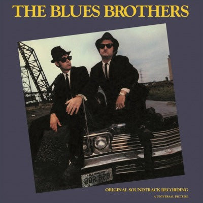 Blues Brothers Soundtrack (Vinyl)