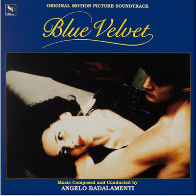 Blue Velvet Soundtrack Vinyl
