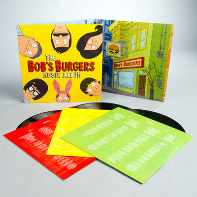 Bob's Burgers Music Album - Soundtrack