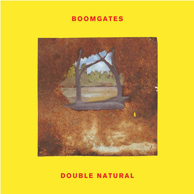 Boomgates - Double Natural (Vinyl)