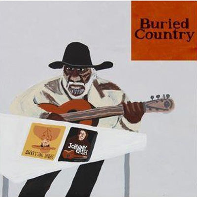 Buried Country: An Anthology Of Aboriginal Country Music Compilation (Vinyl)