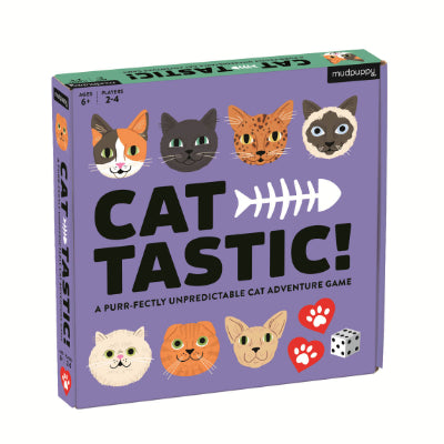 Cat Tastic Board Game