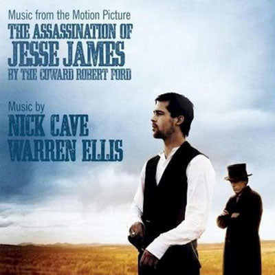 Cave & Warren Ellis, Nick - Assassination Of Jesse James Soundtrack (Whiskey Coloured Vinyl) (Remastered)