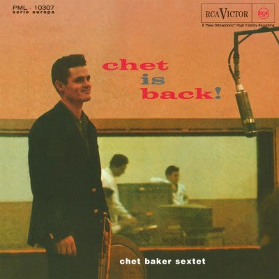 Baker, Chet - Chet Is Back! (Vinyl)