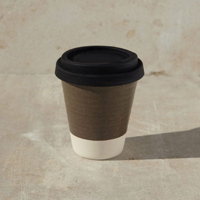Claycup - Charcoal 12oz