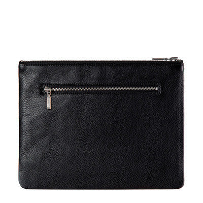 Status Anxiety Antiheroine Clutch - Black