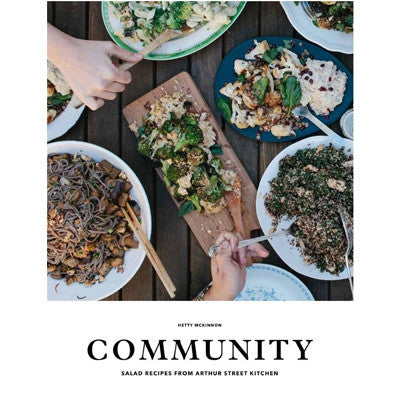 Community - Salads Recipes From Arthur Street Kitchen