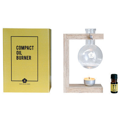 Compact Oil Burner - Page Thirty Three
