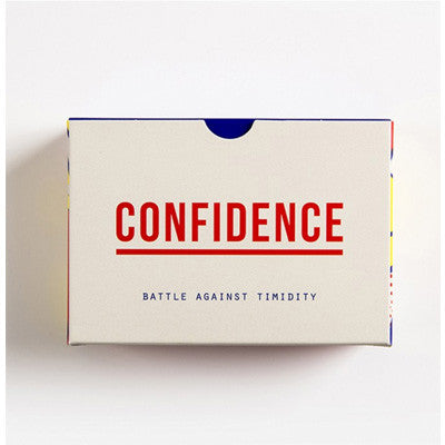 School Of Life Prompt Cards - Confidence
