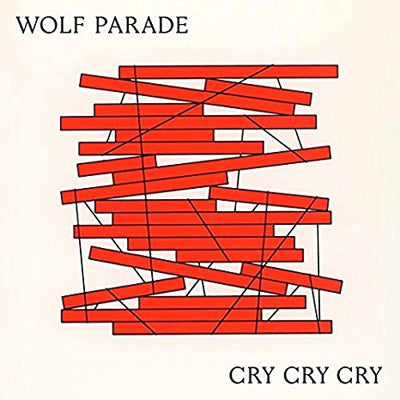 Wolf Parade - Cry Cry Cry (Vinyl)