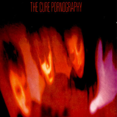 Cure,The - Pornography (Vinyl)