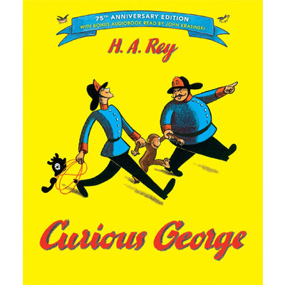 Curious George (75th Anniversary Edition)