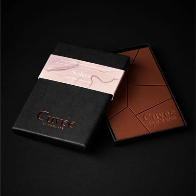 Cuvee Chocolate - Soleo 42% Milk Chocolate