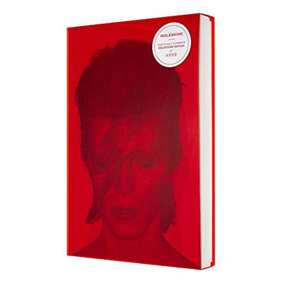 Moleskine Notebook - David Bowie (Limited Collectors Edition)