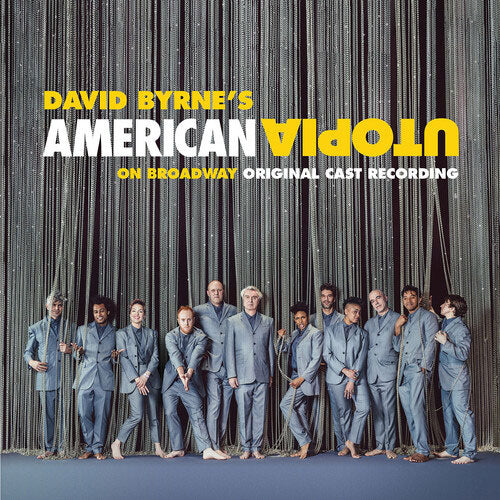 Byrne, David - American Utopia On Broadway (Original Cast Recording) (Vinyl)