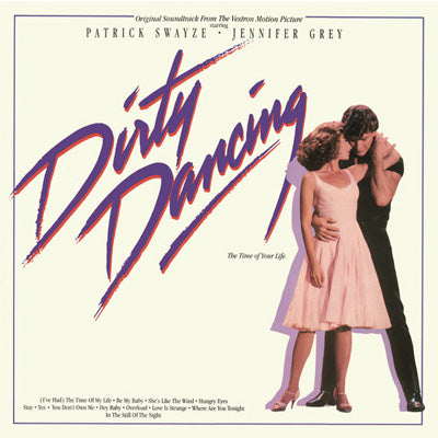Dirty Dancing Soundtrack (Vinyl)