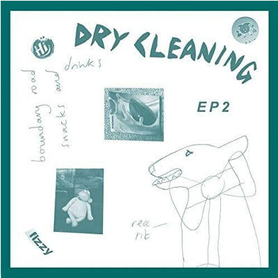 Dry Cleaning - Sweet Princess / Boundary Road Snacks And Drinks (Vinyl)