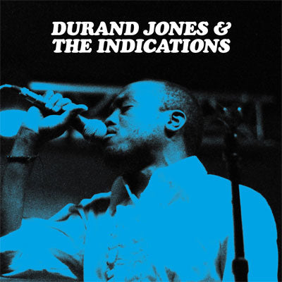 Jones, Durand & The Indications ‎- Durand Jones & The Indications (Ltd Red Vinyl)