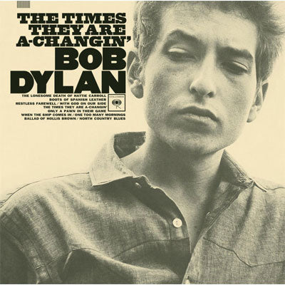 Dylan, Bob - Times Are A-Changin' (Vinyl)