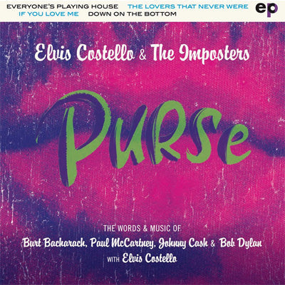 Costello & The Imposters, Elvis - Purse EP Vinyl (RSD19)