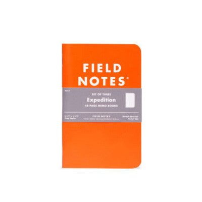 Field Notes - Expedition Dot-Graph Notebooks