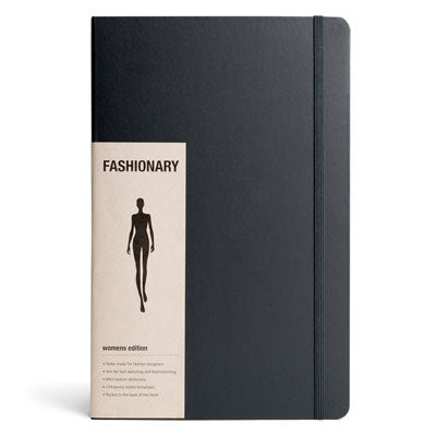 Fashionary Womens Sketchbook A4