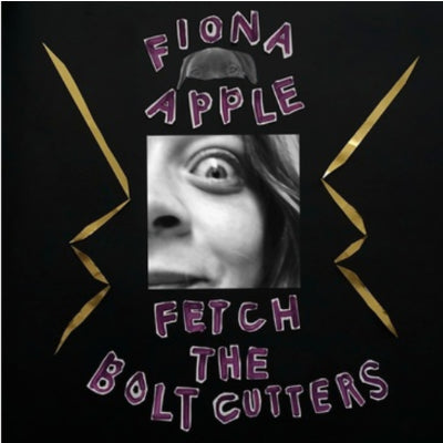 Apple, Fiona - Fetch The Bolt Cutters (Opaque Pearl Coloured 2LP Vinyl)