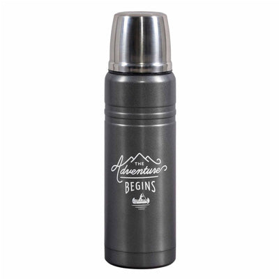 Gentlemen's Hardware - Adventure Begins Flask