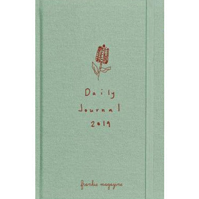 Diary - Frankie 2019 Daily Journal