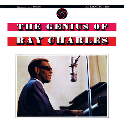 Charles, Ray - Genius Of Ray Charles (Vinyl)