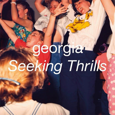 Georgia - Seeking Thrills (Limited Red Vinyl)