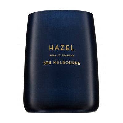 Scent Of Home Candle - Hazel Navy