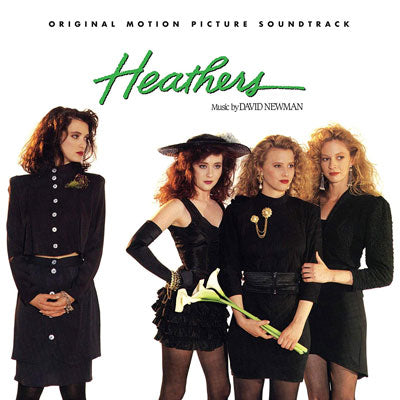 Newman, David - Heathers Soundtrack (Limited Neon Green Vinyl)