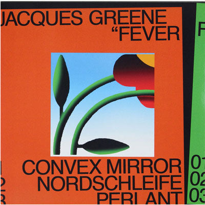 Jacques Greene ‎- Fever EP (Vinyl)